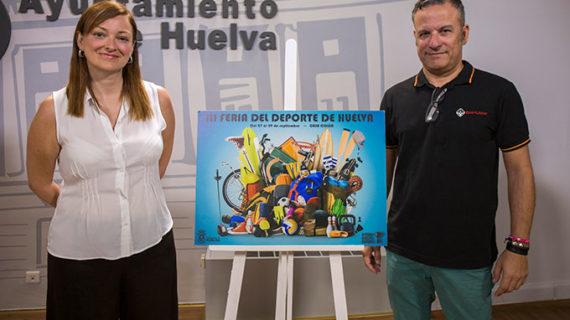 La Feria del Deporte de Huelva se consolida en su tercera edición integrando en su programa competiciones de primer nivel y solidarias