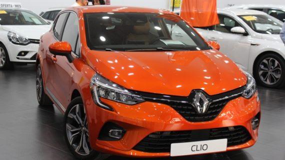 El nuevo Renault Clio se presenta en Huelva