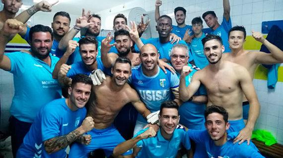 El Isla Cristina muestra su solidez en casa con un gran triunfo ante el San Roque (1-0)
