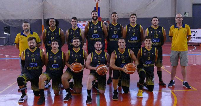 El CDB Enrique Benítez y el Green Biozone Moguer saldan con victorias la segunda jornada del Trofeo Diputación de baloncesto
