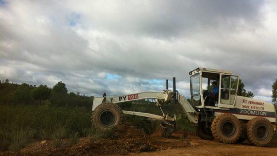 Comienzan las obras para la construcción de un corredor hispano-luso de caminos naturales