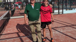 Antonio Jesús Ramos Rincón, convocado por Andalucía para el Campeonato de España de Menores de Pádel