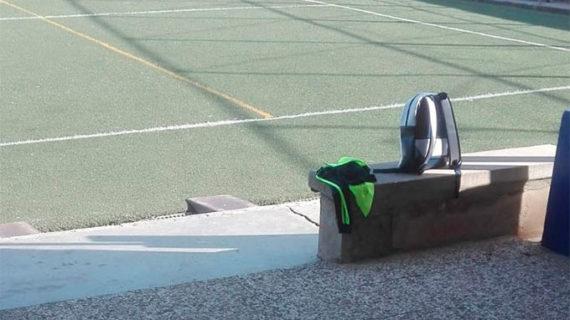 Mejoras en el campo de fútbol del Complejo Deportivo Alcalde José Hernández Albarracín