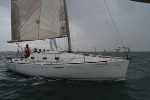 Trebolísimo II, de Curro Azcárate, segundo puesto en ORC 4.