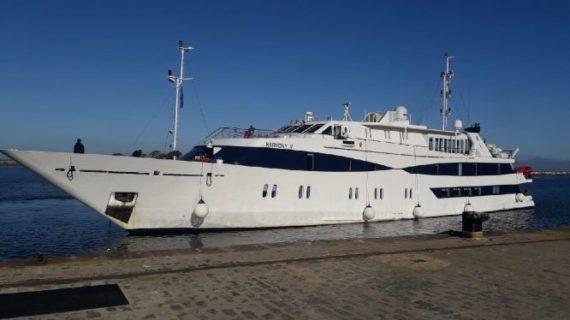El Puerto de Huelva participa en Hamburgo en el principal evento de cruceros de Europa