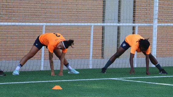 El Sporting de Huelva inicia sus entrenamientos en una semana en la que hay parón por los compromisos de las selecciones