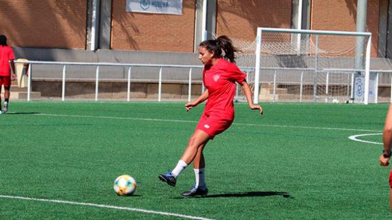 El Sporting de Huelva ya prepara el compromiso del sábado en Madrid ante el Rayo Vallecano