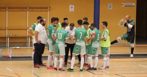 El Trigueros FS, que recibirá el domingo al Pozoblanco, es el único onubense que juega en casa.