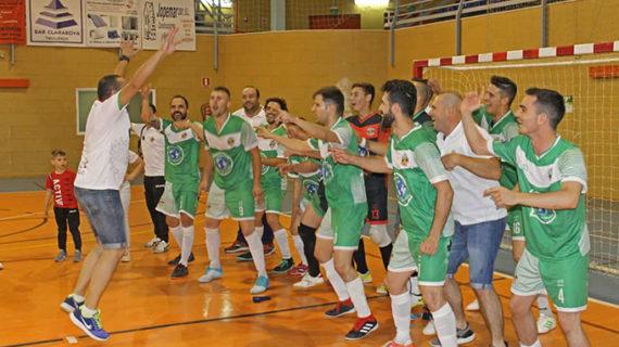 El CD Trigueros, suma y sigue con un gran triunfo ante el Pozoblanco en la Tercera División de fútbol sala