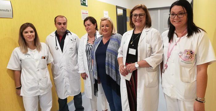 El Hospital Infanta Elena inicia las consultas de la unidad del dolor para evitar el traslado de los pacientes