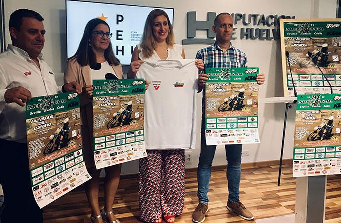 El circuito de Las Arenas de Valverde del Camino alberga el domingo la quinta cita del Campeonato Interprovincial de Motocross