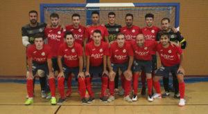 Difícil partido para el Villalba FS en la cancha del Benalup este sábado.