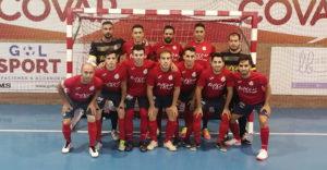 El Villalba FS recibe en su feudo el domingo al Alcalá.