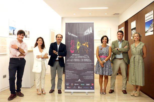 La VIII Semana de la Arquitectura se dedica a las artes escénicas