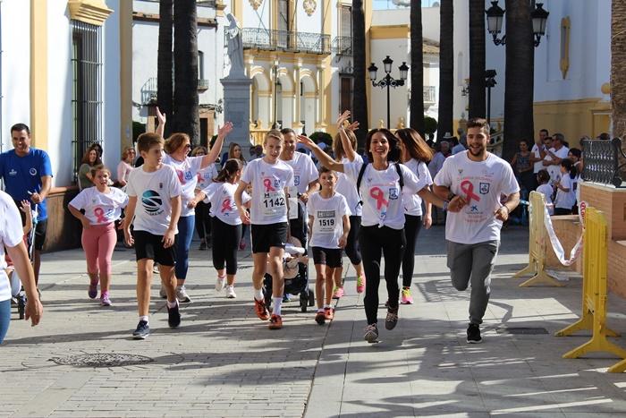 Abierto el plazo de inscripción para la III Carrera Solidaria contra el cáncer de La Palma del Condado