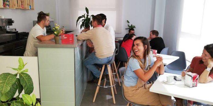 """La Fundación Cepsa y AONES """"ponen el mejor café del mundo"""""""