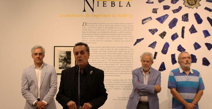 'La aventura de imprimir la belleza' celebra el 35 aniversario de 'ConDados de Niebla'