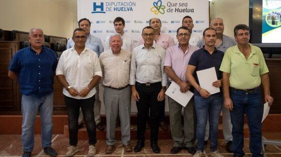 Entregadas las ayudas económicas para el cultivo del espárrago a siete agricultores de la provincia