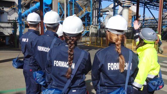Atlantic Copper imparte 58.157 horas de formación a sus empleados durante 2018
