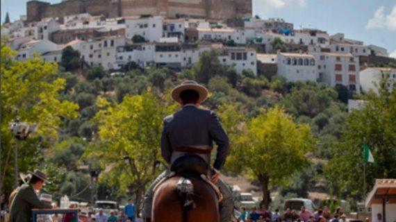 Aroche se rinde al mundo del caballo en su tradicional Feria Ganadera