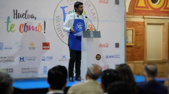 El pregón de la Feria de la Tapa de Huelva exalta la gastronomía onubense