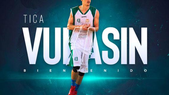 El CDB Enrique Benítez 'repesca' al serbio Tica Vukasin para su plantilla de la Liga EBA