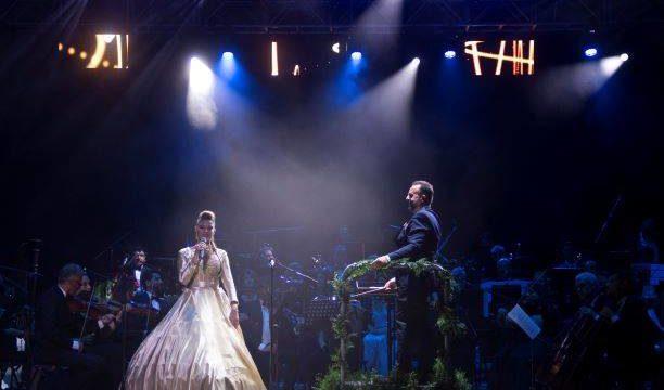 El Foro Iberoamericano de La Rábida cierra su programación de conciertos con más de 13.000 espectadores y dos llenos