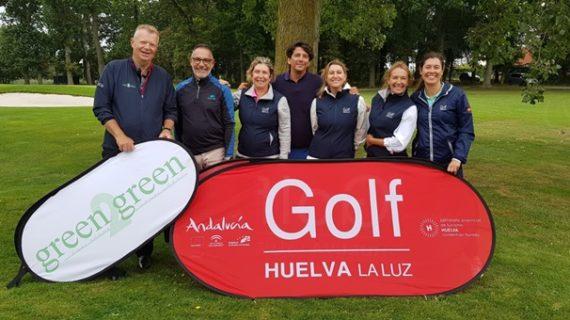 La provincia de Huelva promociona su oferta de golf en Dinamarca