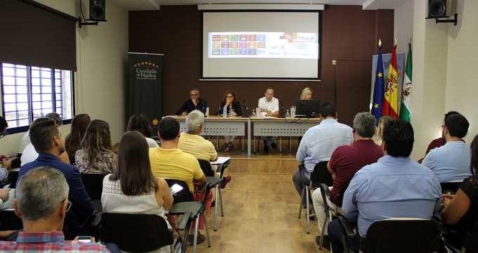 El consenso marca la Junta de la Mancomunidad de Desarrollo del Condado