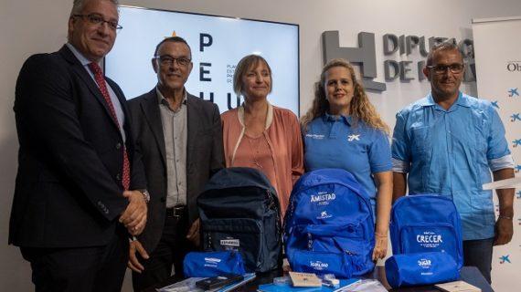 5.000 menores de la provincia de Huelva en situación vulnerable tendran una ayuda para la vuelta al cole