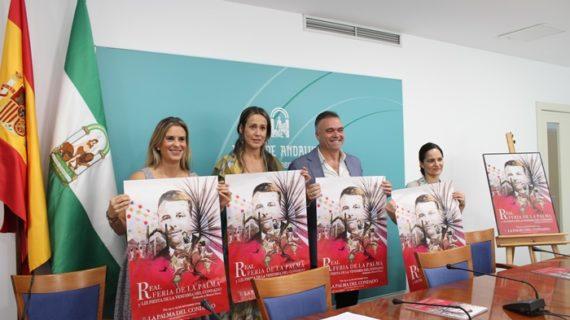La Palma del Condado designa como Capataz de Honor de la Fiesta de la Vendimia al presidente de la Junta
