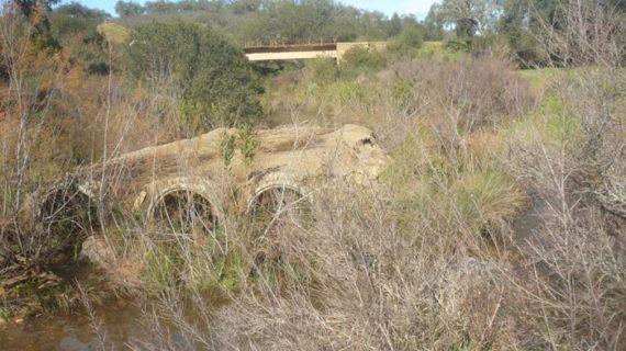 Paterna del Campo albergará un puente sobre el arroyo Tamujoso