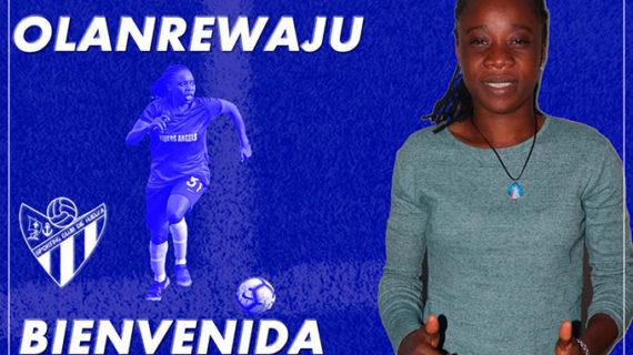 El Sporting de Huelva incorpora a su plantilla a la internacional guineana Olanrewaju