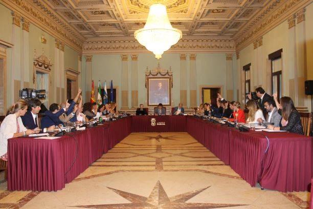 El Ayuntamiento de Huelva se compromete en Pleno con los Objetivos de Desarrollo Sostenible de la Agenda 2030
