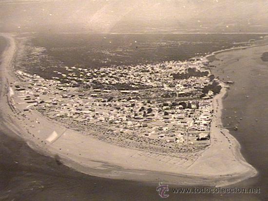 Baños públicos en la playa de Punta Umbría