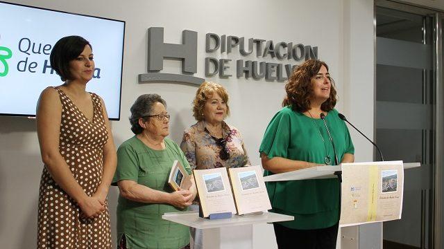 Diputación edita el libro 'Remedios de Abuela Sierra', un recopilatorio de recetas medicinales populares