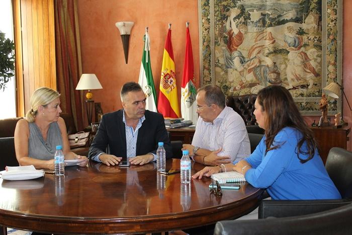 La Mancomunidad del Condado refuerza sus lazos con La Palma tras el cambio de presidencia