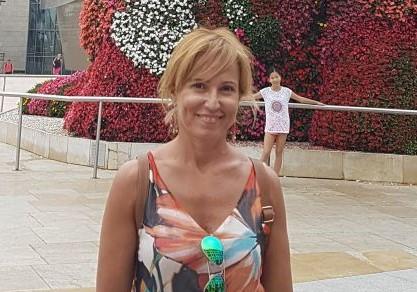 La educadora social moguereña Teresa Olivares lleva su solidaridad a la casa de acogida Ana Almendro de Perú
