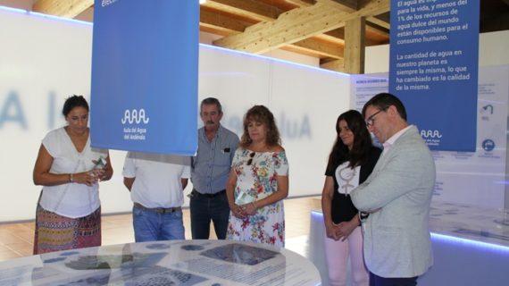 El Aula de la Naturaleza de Puebla de Guzmán estrena equipamiento del proyecto Valagua