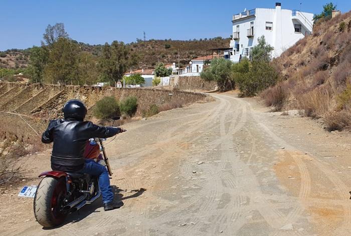 Villablanca acoge la XIV Vuelta Turística al Andévalo en Moto este domingo