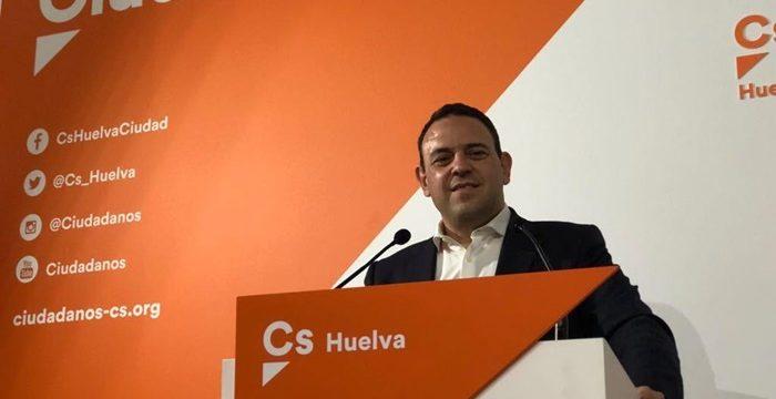Ciudadanos confirma a Carlos Hermoso como cabeza de lista para el Congreso y designa a Néstor Santos para el Senado