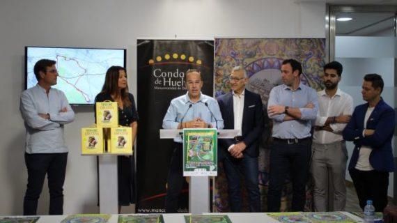 La Mancomunidad del Condado presenta la V Ruta Cicloturista Vino del Condado