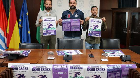 Más de 600 deportistas se espera que participen en el XXXIII Cross 'Pinares de Cartaya' del próximo 24 de noviembre