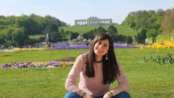 La gestora cultural onubense Ana Fernández pone en valor la relevancia del arte del graffiti en Huelva