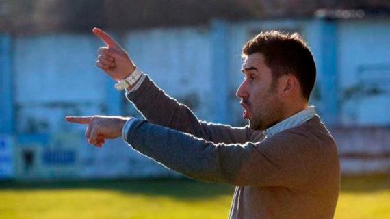 El técnico gallego Antonio Fernández Rivadulla, nuevo entrenador del San Roque de Lepe
