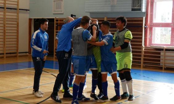 El CDS Huelva ya ganó en la fase de grupos al Hamburgo, su rival de la final de este sábado.