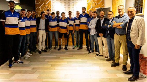 El CDB Enrique Benítez ya está preparado para comenzar la temporada 2019-20 en la Liga EBA