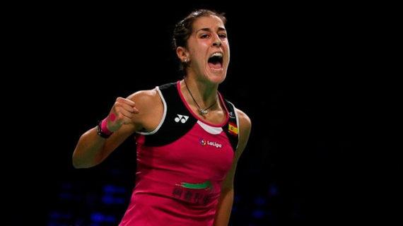 Carolina Marín exhibe su fortaleza mental para ganar a Ngan Yi Cheung y acceder a los cuartos de final del Open de Dinamarca
