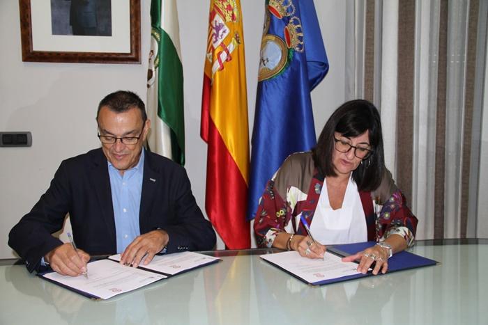 Diputación y Universidad de Huelva acuerdan la puesta en marcha de la Cátedra de la Provincia