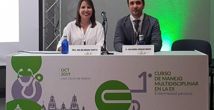 El Hospital Juan Ramón Jiménez coordina un curso andaluz de actualización en la enfermedad inflamatoria intestinal